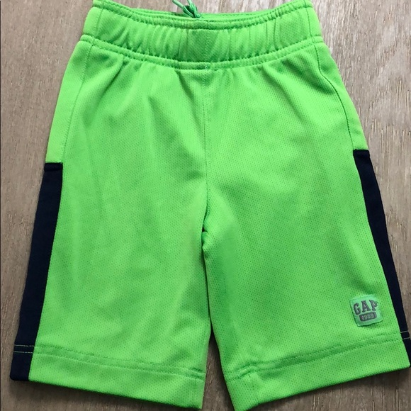GAP Other - Boys Gap XS 4/5 Mesh Athletic Shorts